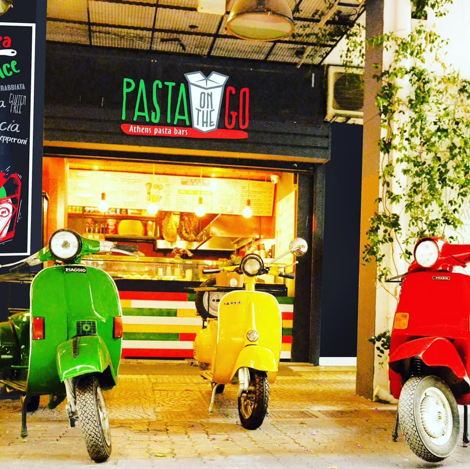 Φωτογραφία: Pasta on the Go