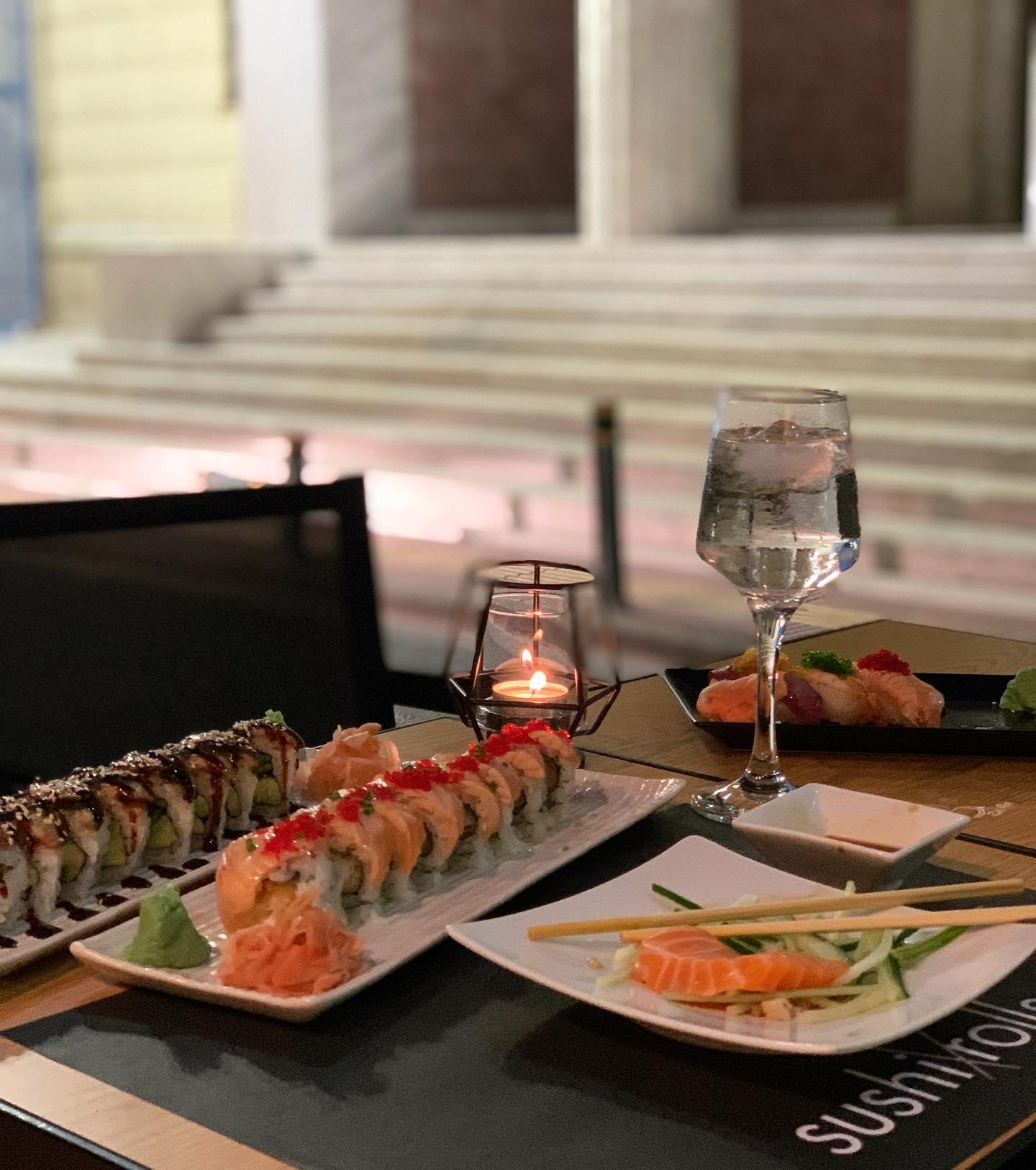 Φωτογραφία: Sushi Rolls