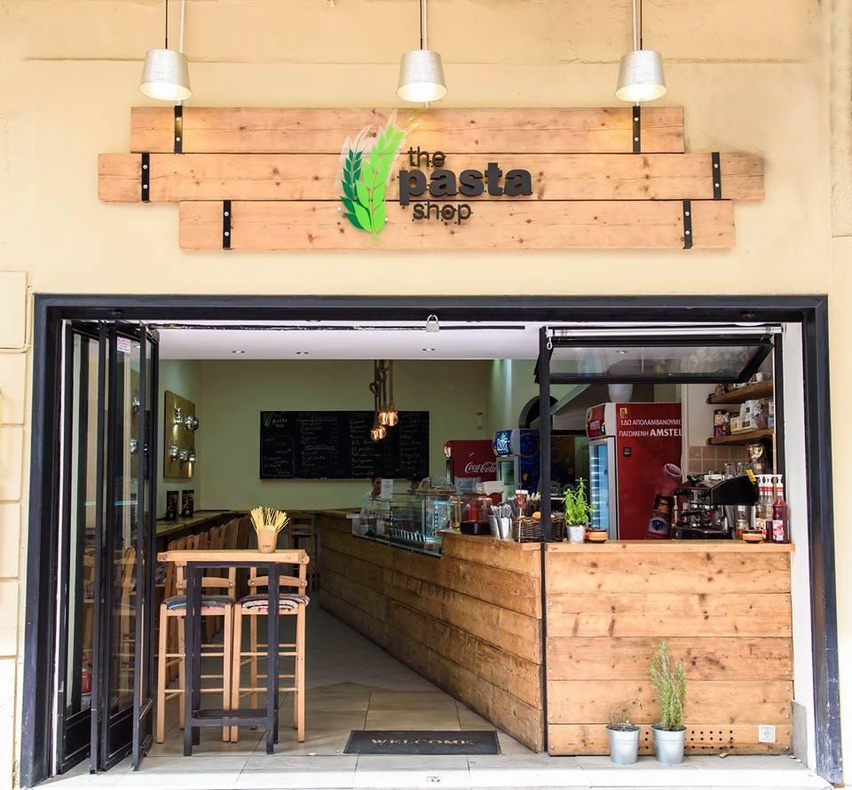 Φωτογραφία: The Pasta Shop