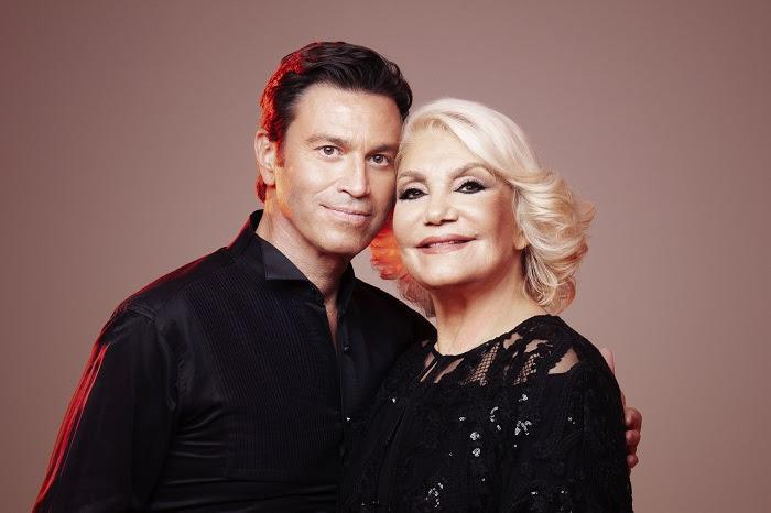 H Μαρινέλλα και ο Μάριος Φραγκούλης για πρώτη φορά μαζί στη σκηνή του Christmas Theater