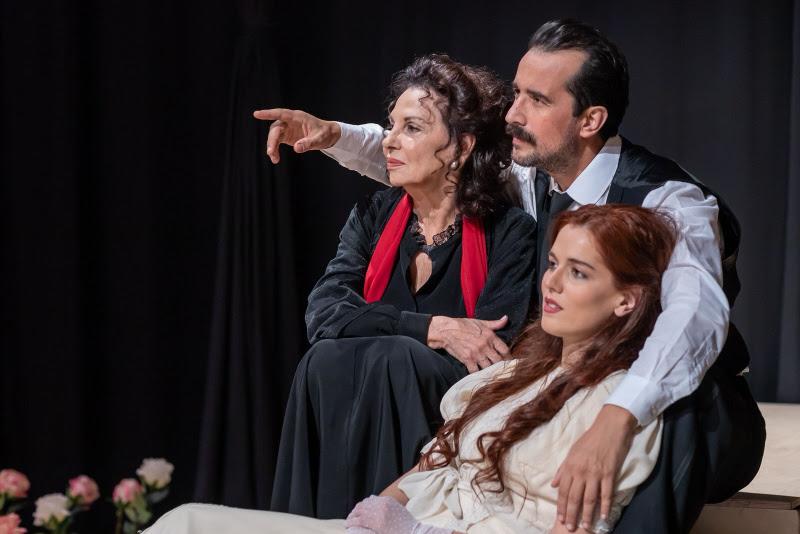 Ιστορία χωρίς όνομα: Δύο τελευταίες παραστάσεις στο Faliro Summer Theater