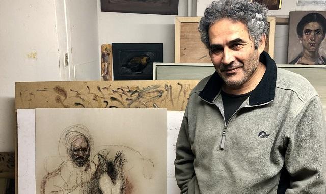 Εν ξιφήρεις: Έκθεση ζωγραφικής του Θανάση Μακρή
