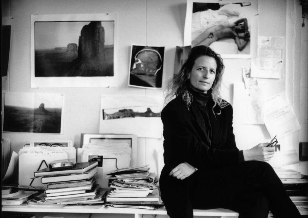 Άνι Λίμποβιτς | Φωτογραφία: Fergus Greer/National Portrait Gallery