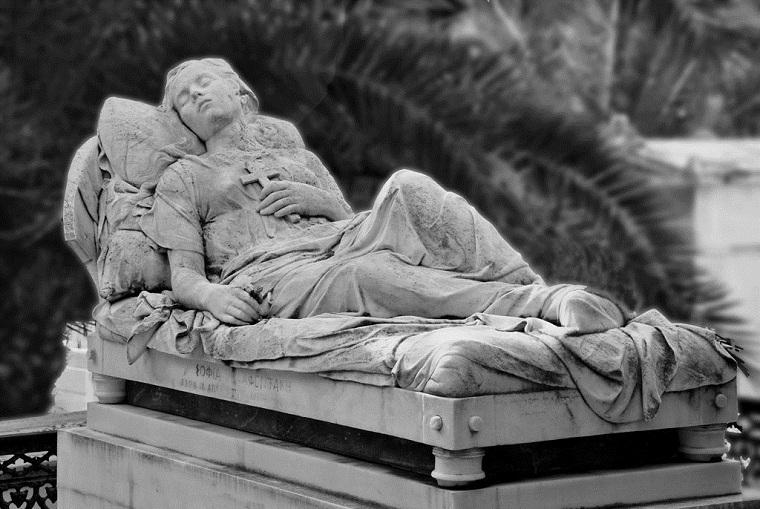 Η Κοιμωμένη, Γιαννούλης Χαλεπάς
