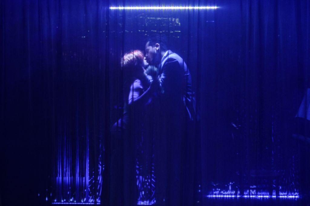 Calvero στο Red Jasper Cabaret Theatre, Φωτογραφίες: Ελίνα Γιουνανλή