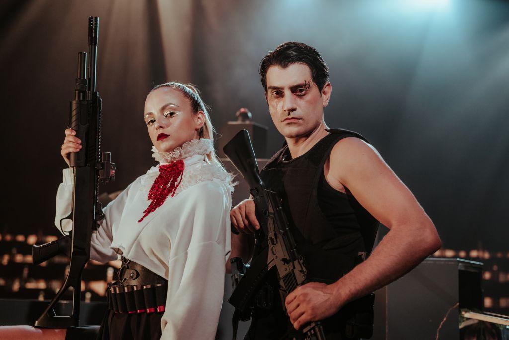 5. «This is not Romeo & Juliet» του Αργύρη Πανταζάρα, στο Θέατρο Πορεία