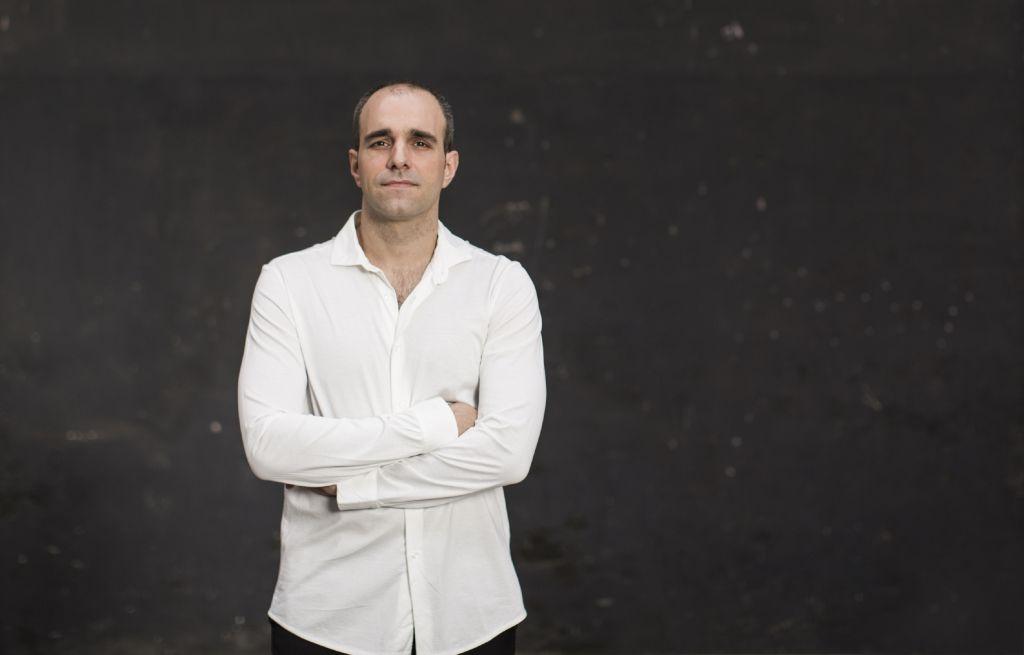 Ο Juan de la Rubia στο Μέγαρο Μουσικής
