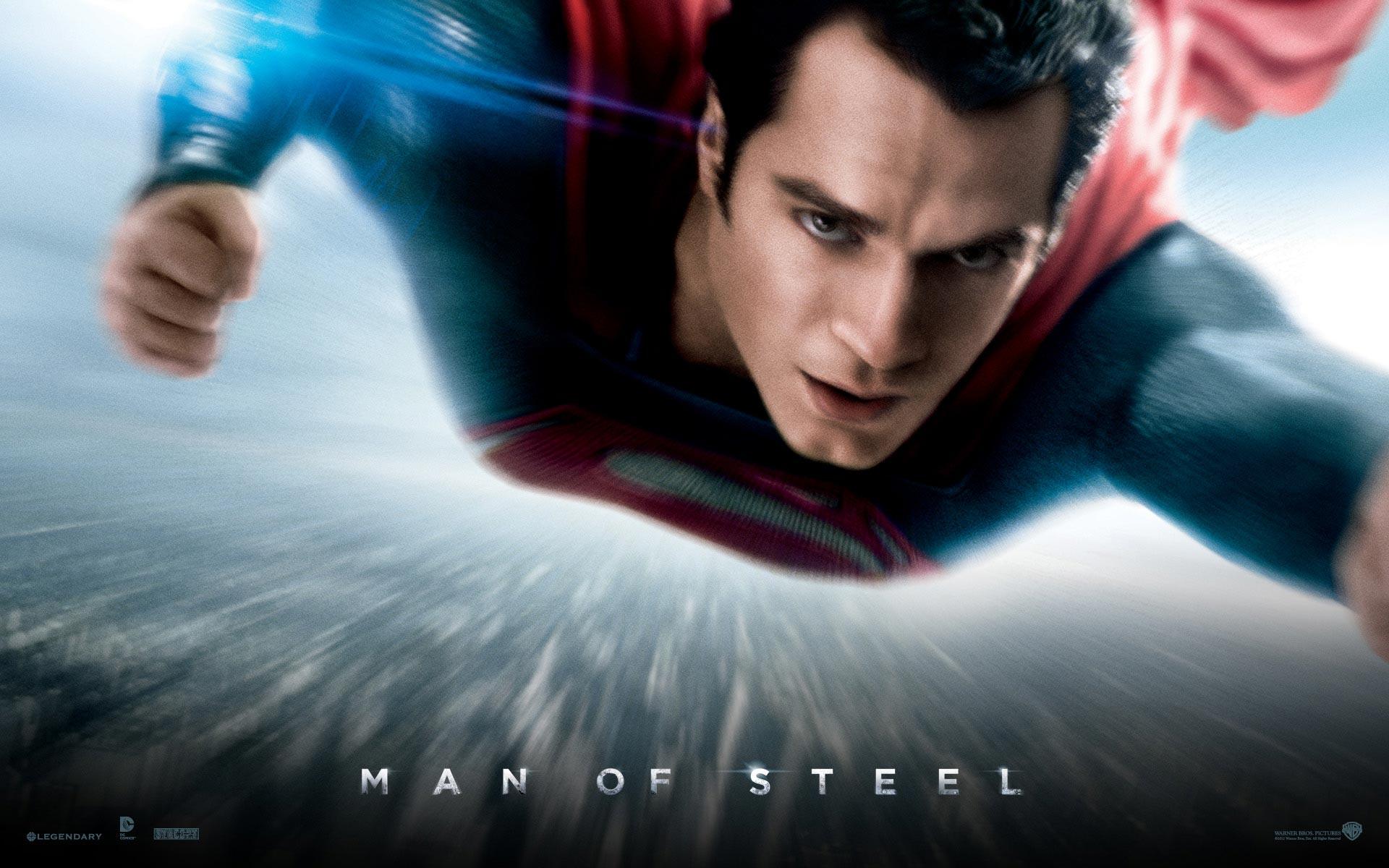 Άνθρωπος Aπό Aτσάλι (Man of Steel)