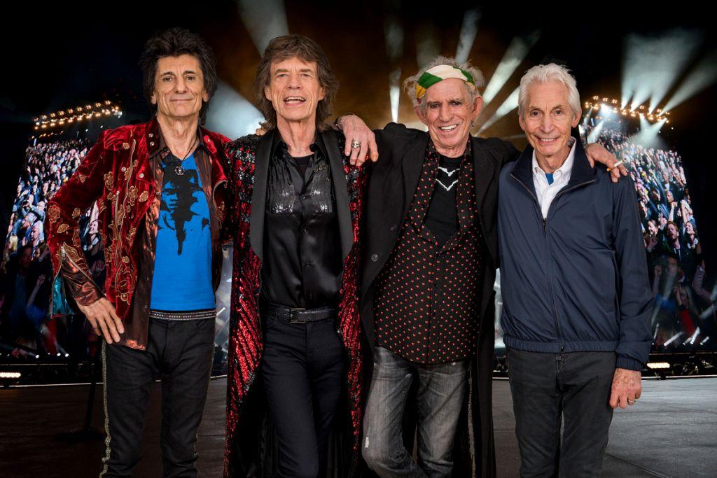 Rolling Stones. Photo Credits: Dave Hogan
