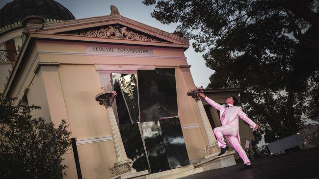 Η «Ουτοπία» του Αντώνη Αντωνόπουλου, στο Δημοτικό Θέατρο Πειραιά | Φωτογραφία: Γκέλυ Καλαμπάκα