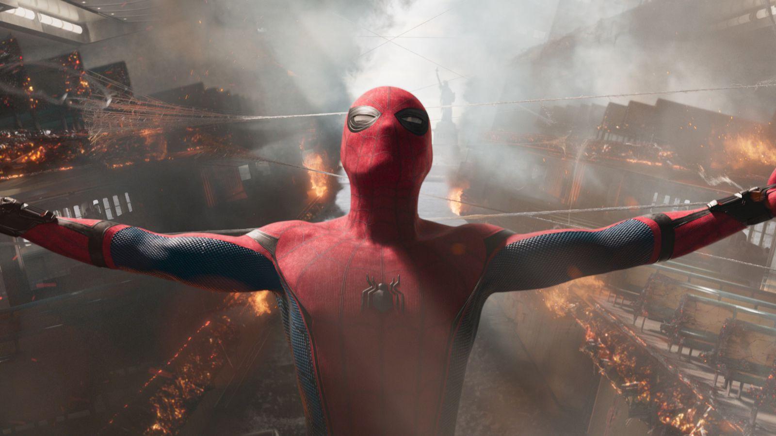 Επιστροφή τον τόπο του (Spiderman: Homecoming)