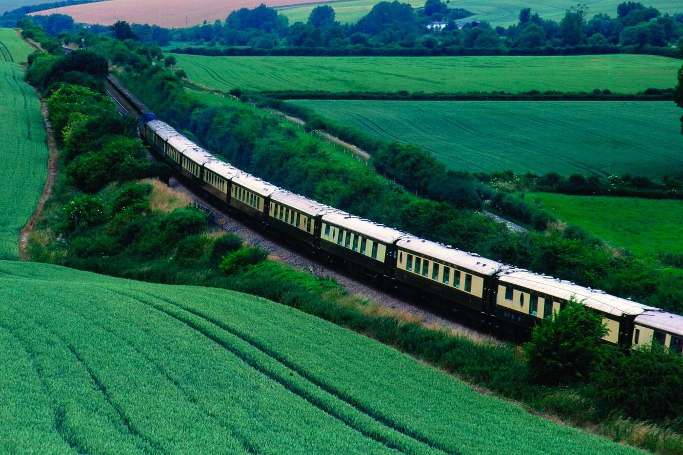 British Pullman, Τρένο της εταιρίας Belmond, © Belmond