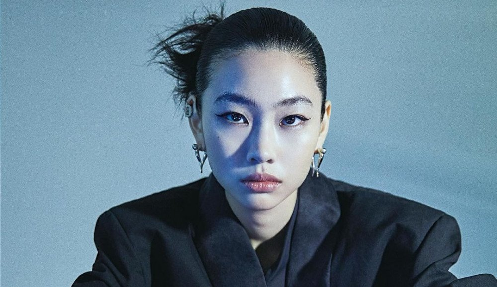 Jung Ho-yeon. Photo Credits: Instagram/hoooooyeony