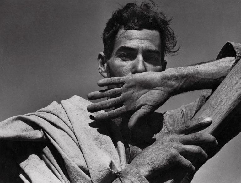Αριζόνα, 1940. Photo Credits: The Dorothea Lange Collection, the Oakland Museum of California