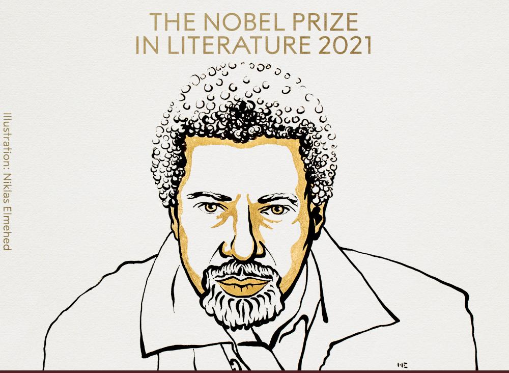 Ο Abdulrazak Gurnah είναι ο νικητής του Νόμπελ Λογοτεχνίας 2021, photo: Twitter/ The Nobel Prize